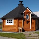 17m Grill Cabin