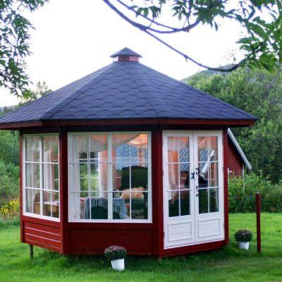 10m Garden Pavilion