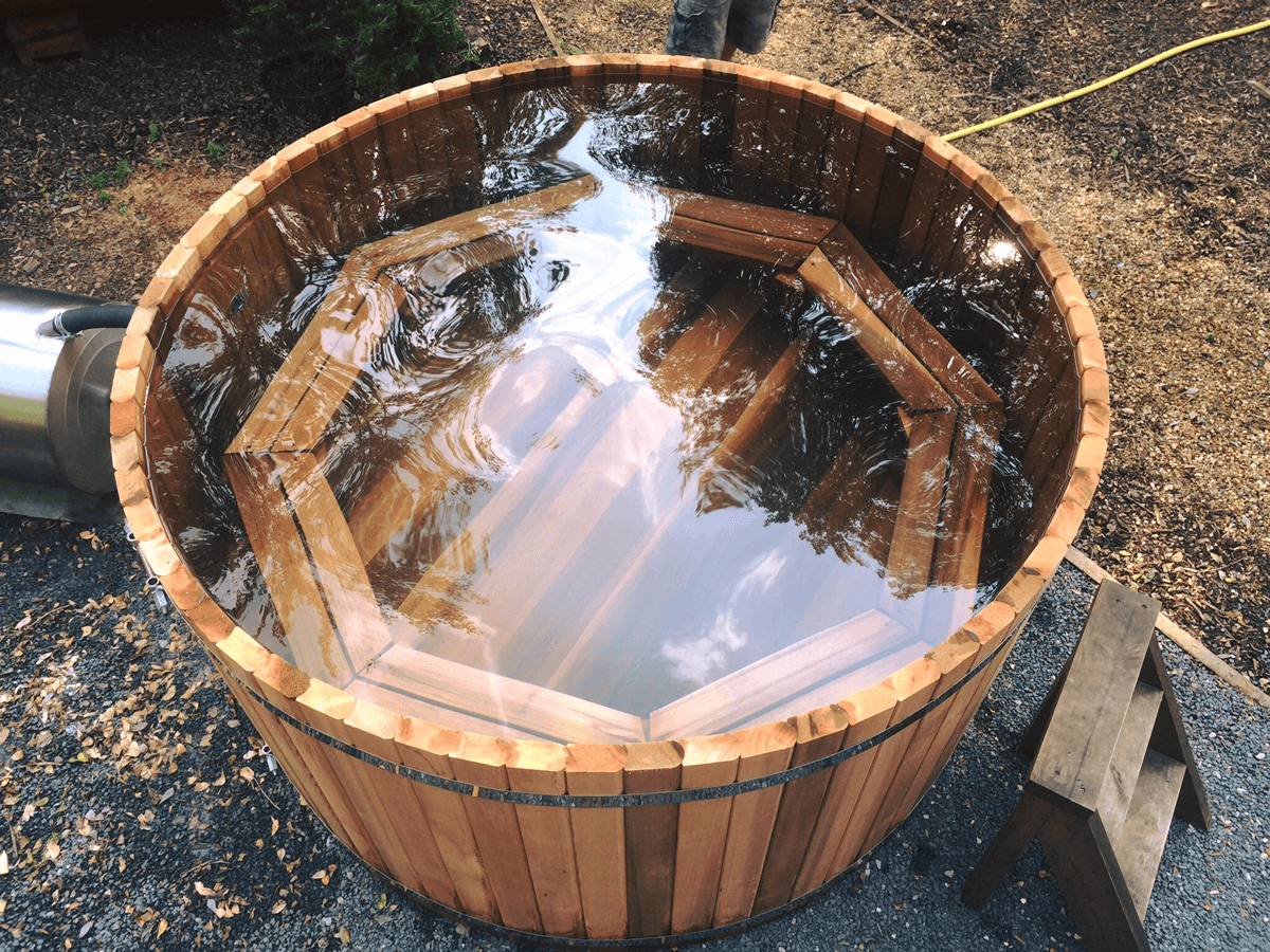 Wooden Hot Tubs From Carrbank Garden Centre Buy Online