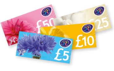 HTA National Garden Gift Vouchers