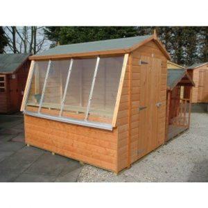 Crossley Garden Buildings Potting shed apex