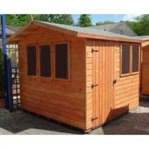 Crossley Garden Buildings Ribble Summerhouse garden shed