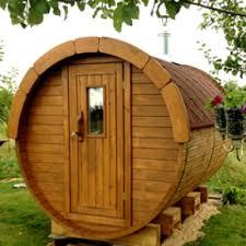 Carr Bank Wooden Barrel Saunas