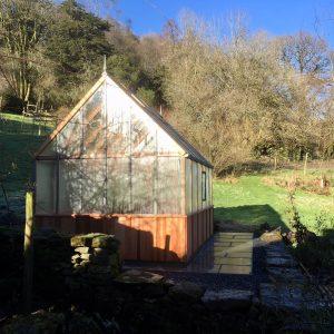 Alton Cheltenham Victorian Greenhouse