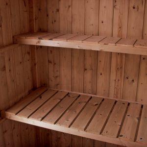 Shelf & High Level Shelf