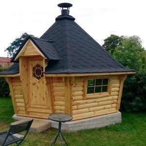 Carr Bank Garden Centre Barbecue Cabin