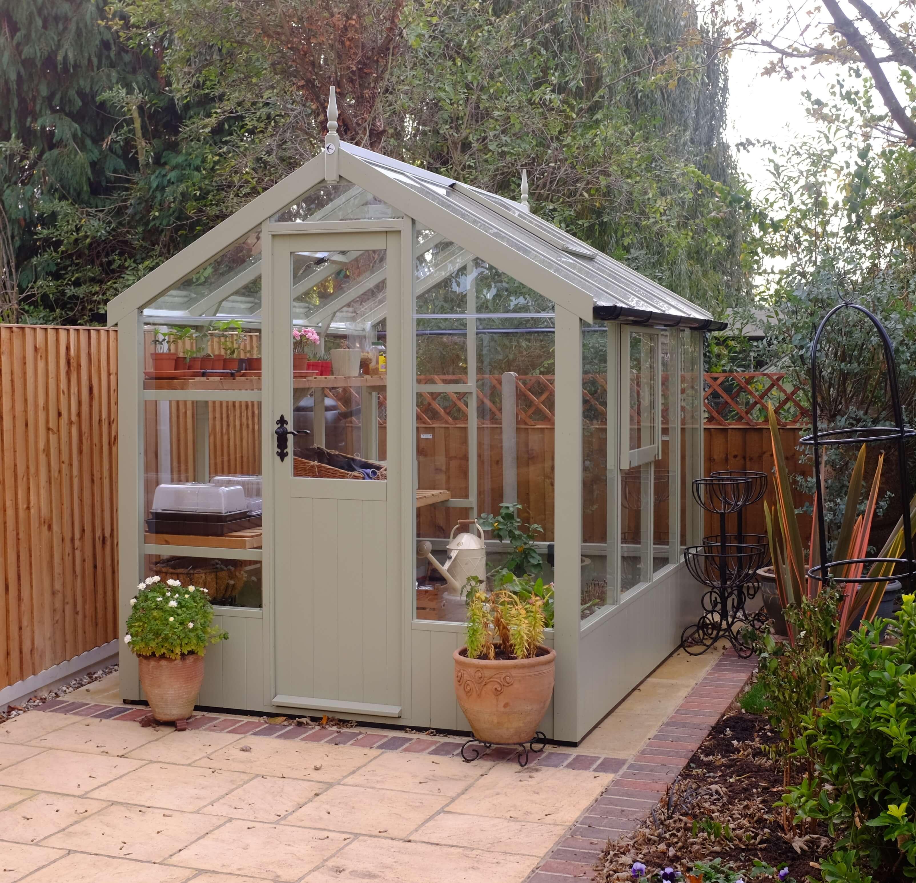 Swallow Timber Greenhouses Carr Bank Garden Centre Amp Pet