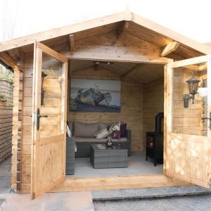 Crossley Magnum Log Cabin