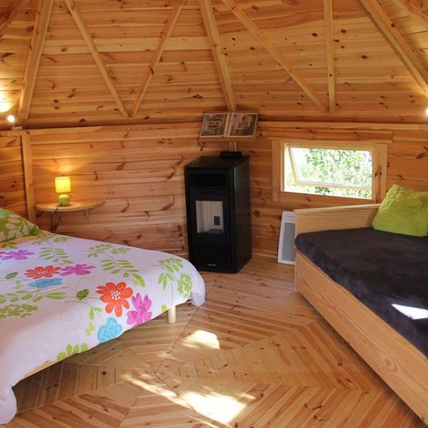 Camping Cabins for Glamping Accomodation