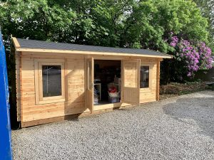Cumbria Animal Rescue Pet Cabin