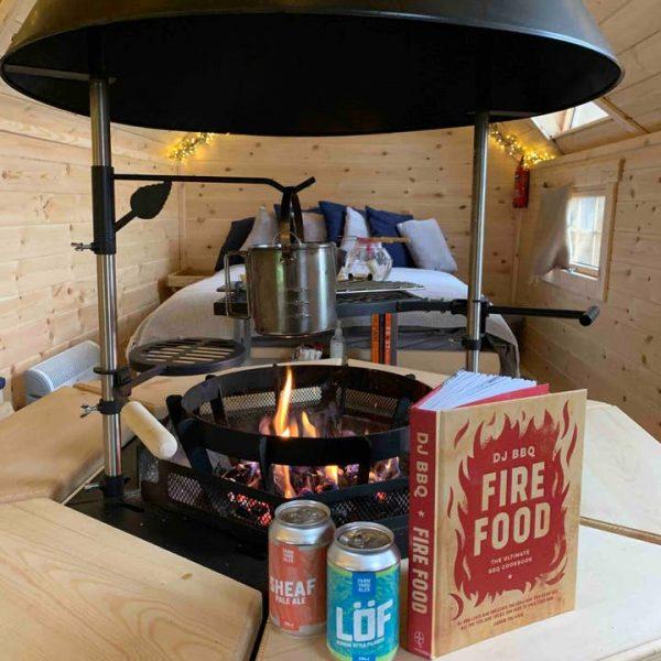 Sands Villa Camping Cabin