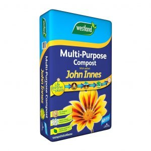 Multi Purpose Compost with John Innes (enriched with BIO3) 50L