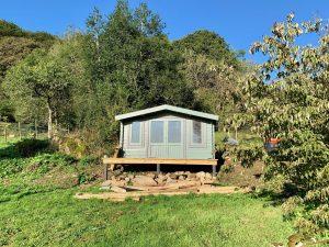 Timber Log Cabin Summerhouse Garden Office